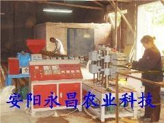 多功能鋼管鍍塑大棚骨架機 1