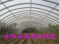 全自動溫室蔬菜大棚骨架機