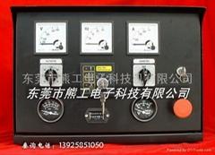 501K柴油发电机控制箱
