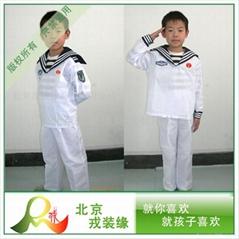 儿童水兵服