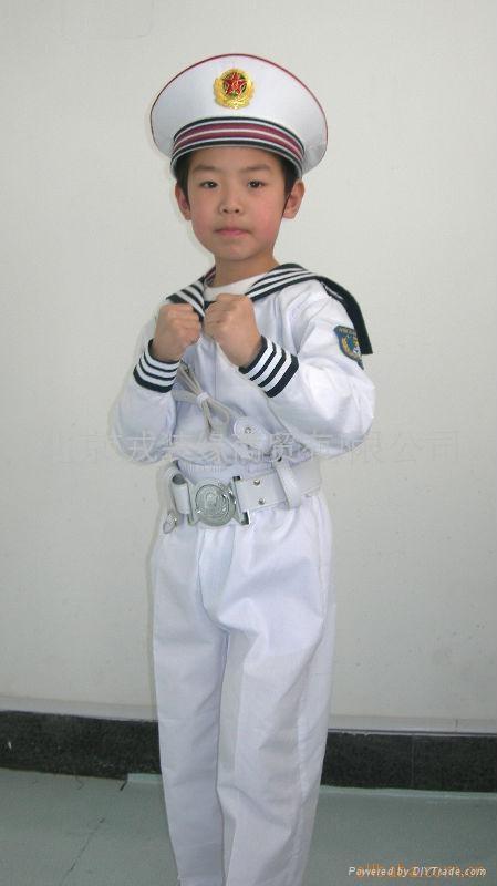 儿童水兵服 2