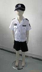 儿童POLICE夏装