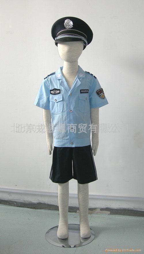 儿童POLICE夏装  3