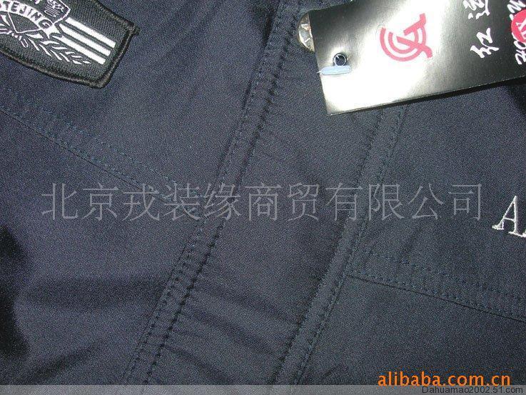 儿童POLICE棉服  4
