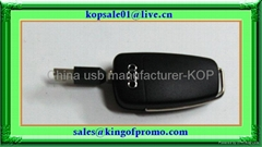 Audi car key usb from factory supplier