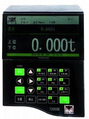 T2000B型装载机电子秤
