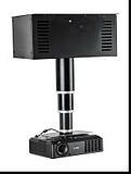 杆式投影机遥控电动升降吊架