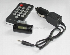 3 in 1 Wireless Car FM Transmitter for iPhone 4S 4G
