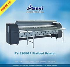 FY-3208GF Flatbed Printer