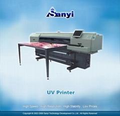 UV2518 UV Flatbed Printer