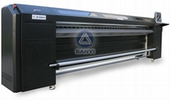 Limo Polaris 512 Solvent Printer / large format printer