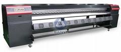 Pola Polaris 512 large format printer / Solvent Printer
