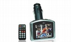 CAR MP4 FM transmitter