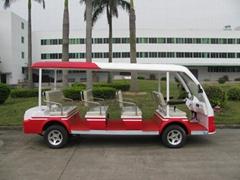 供应  十一座观光旅游车