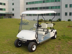 供应  四座高尔夫球车