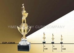 High quality trophy cups