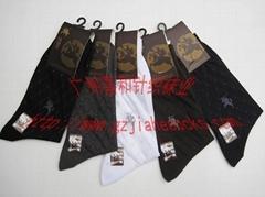 高檔男襪、精梳棉男襪、絲光棉男襪、外貿純棉男襪