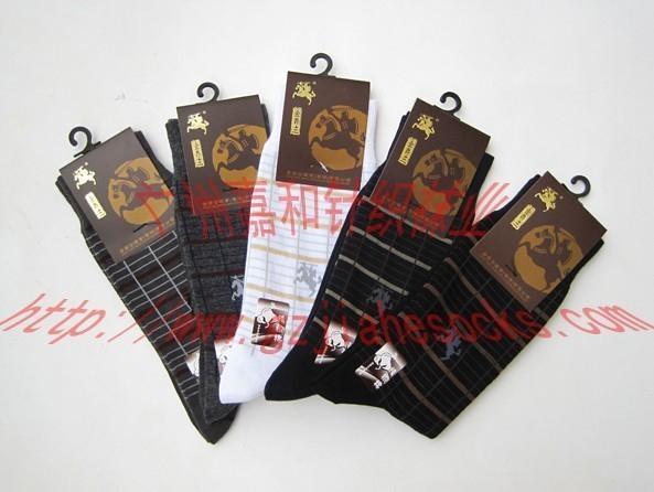 高檔男襪、精梳棉男襪、絲光棉男襪、外貿純棉男襪 5