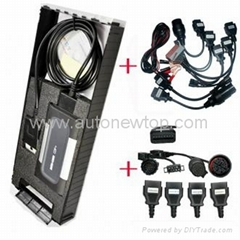 NEW Design CDP+ for Cars/Trucks  2012.03 Plus All Cables with box