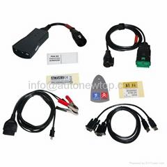 Lexia-3 Citroen/Peugeot Diagnostic Tool PP2000(V47+V25)