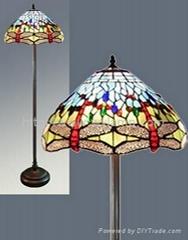 Tiffany Floor Lamp