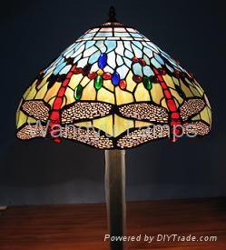 Tiffany Floor Lamp 2