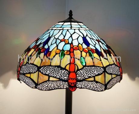 Tiffany Floor Lamp 4