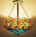 Tiffany Dragonfly Pendant Lamp