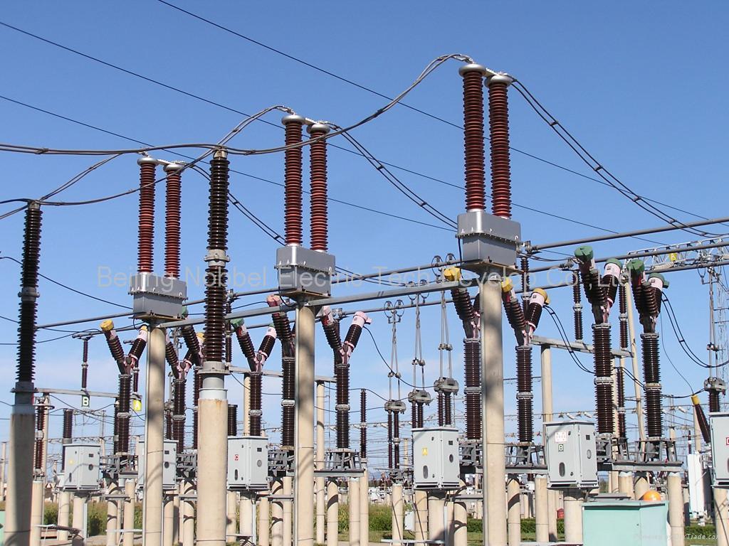 High Voltage Current Transformer - Lgb-1