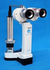 Portable slit lamp microscope (KJ5S1  )