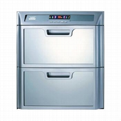 Nalinai 健康型廚衛專家 新款銀色帶屏顯高溫消毒櫃