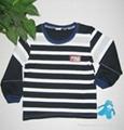童装长袖T恤 1