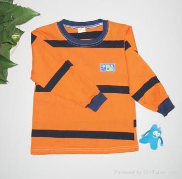 童装长袖T恤 2
