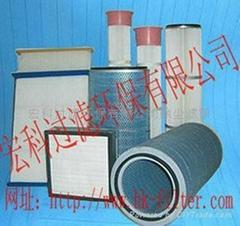 (宏科)防油防水防靜電自潔粉塵濾芯