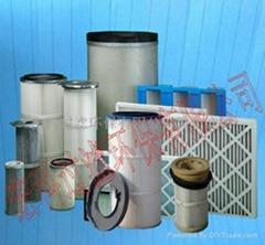 (宏科)各種規格材質除塵濾筒