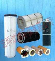 (宏科)防油防水濾筒