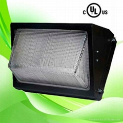 Outdoor wall pack lighting LED for 5 years warranty with UL cUL driver