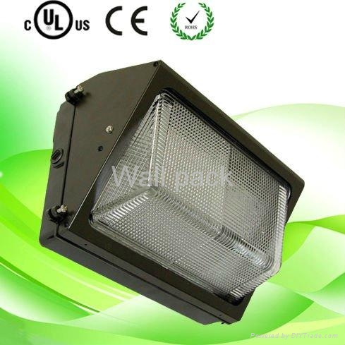 Outdoor wall lighting lamp LED for 5 years warranty with UL cUL driver 2