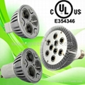 CSA CUL LED light with UL number E354346