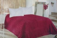 polyester blanket rose design
