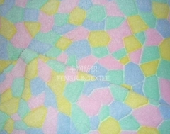 coral fleece fabric