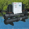 Ground energy heat pump GSHP