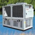 Modular heat pump 66KW to 530KW