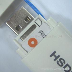 聯通3G無線上網卡 5