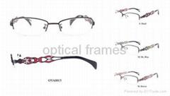 Metal optical eyewear