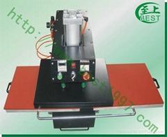 气动双工位烫画机印花机