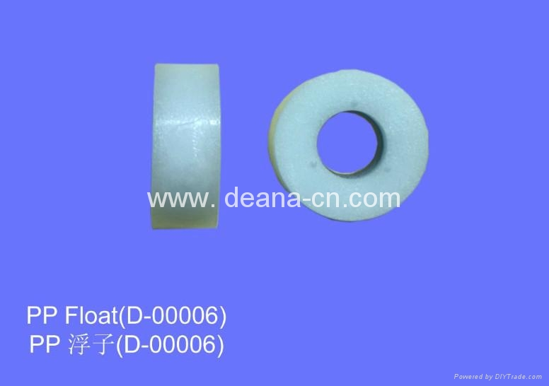 PP Float Ball for Level Sensor with Magnetic 4