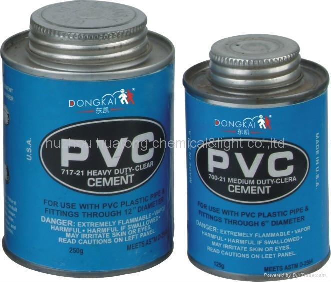 PVC Cement glue - NASCA (China Manufacturer) - Adhesives & Sealants - Chemicals Products ...