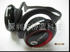 Bluetooth Headset     Mini audio