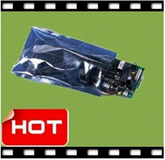 Zip-lock anti-static shielding bag